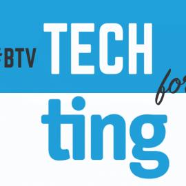 Burlington Logo Design Ting