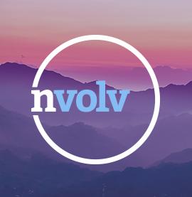 Nvolv Logo Design