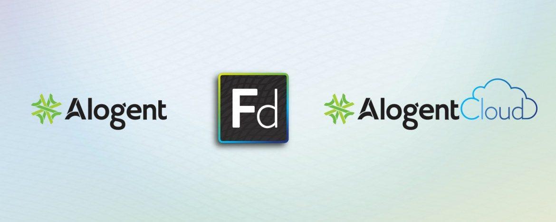 Alogent Web & Logo Design