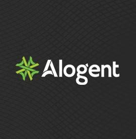 Alogent Logo Design & Branding