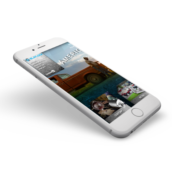 Blaylock Mobile Website Design