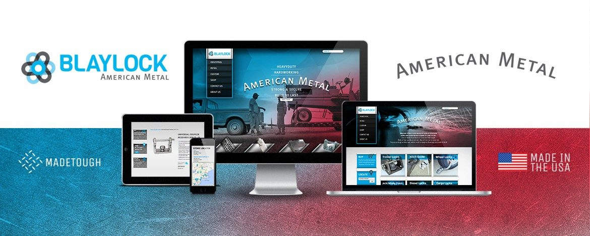 Blaylock Responsive Website Design