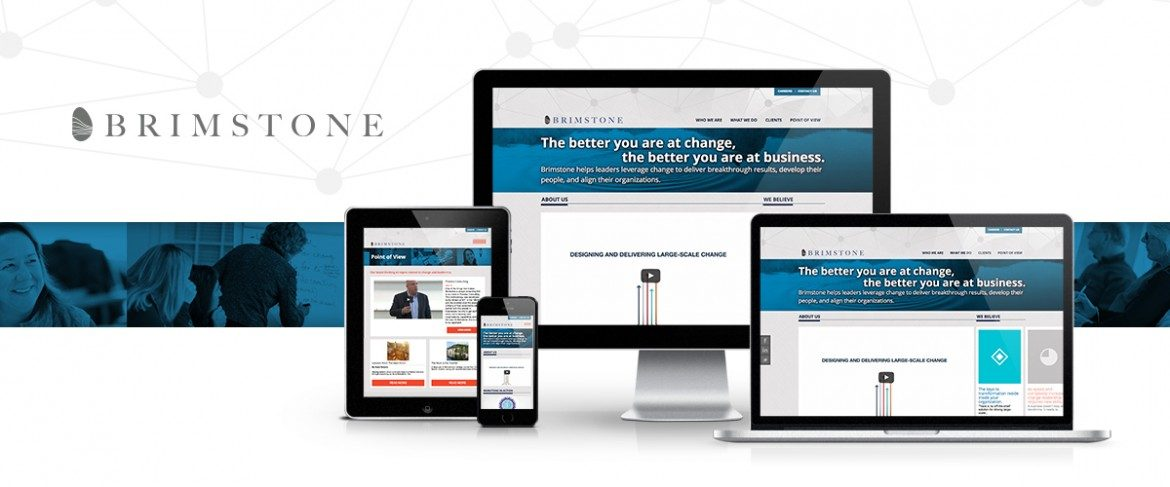Brimstone Responsive Website Design