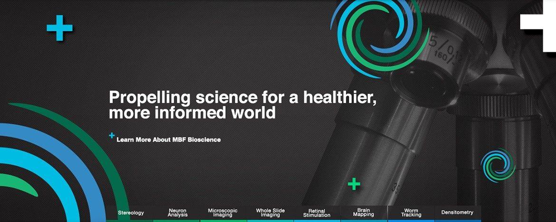 MBF Bio Branding & Web Design