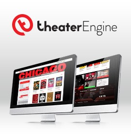 Theater Engine Website Design & Development