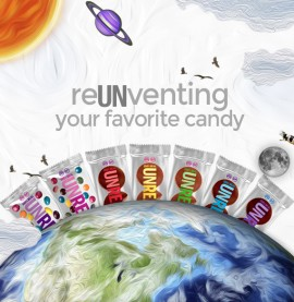 Unreal Candy Branding & Web Design