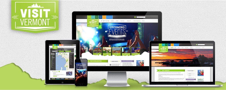 Vermont Responsive Website Design