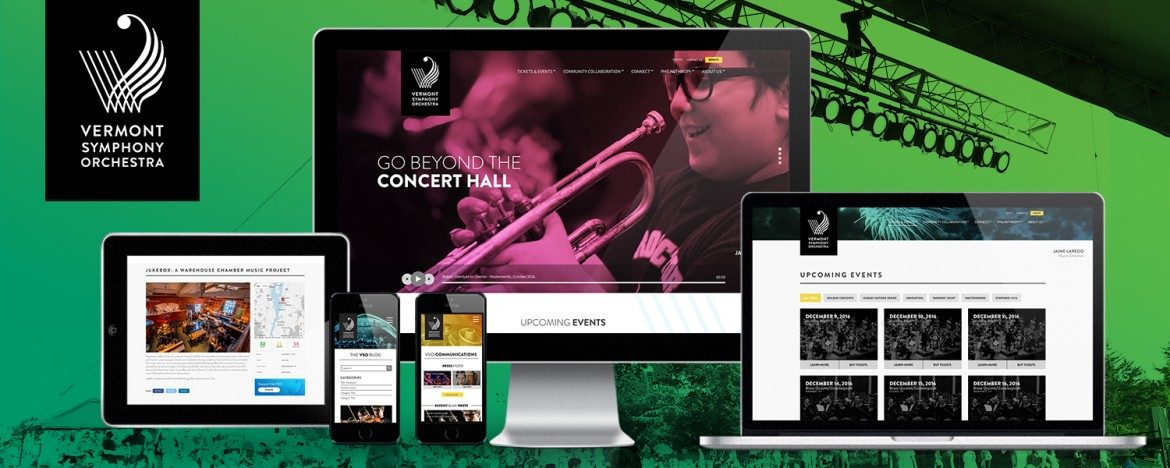 VSO Responsive Website Design