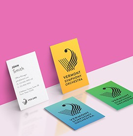 VSO Corporate Branding & Collateral