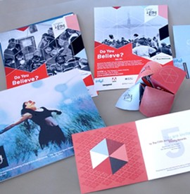 Webby Awards Branding & Collateral