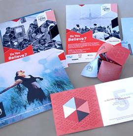 Webby Awards Branding & Collateral