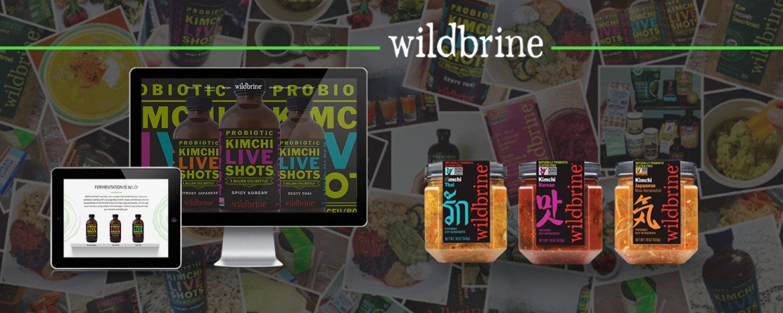 wildbrine Branding & Web Design
