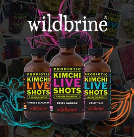 wildbrine Branding & Package Design
